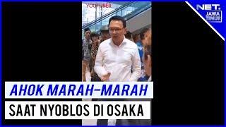 Download FULL VIDEO - Ahok Marah Di Osaka Saat Pencoblosan - NET. JATIM Mp3 and Videos