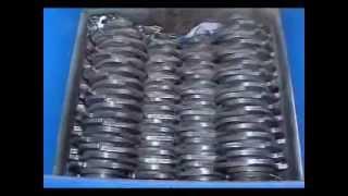Four Shaft Shredder - SHREDDER INDIA