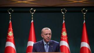 Turkey Embassy Expulsion Row • FRANCE 24 English