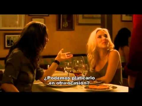 Vicky Cristina Barcelona   Escena Del Restaurant (subtitulado)