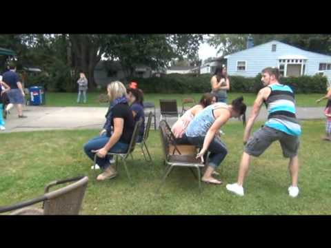 Adult Musical Chairs