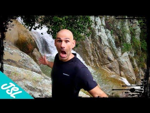 AWESOME! Seven Falls Santa Barbara