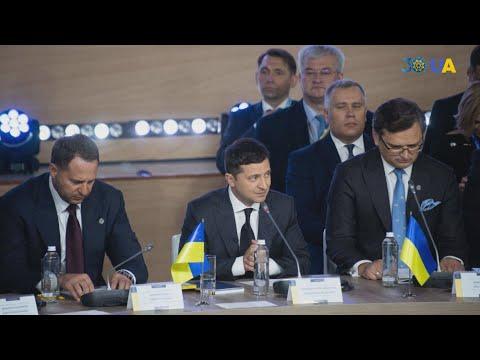 Зеленский: Деоккупация Крыма