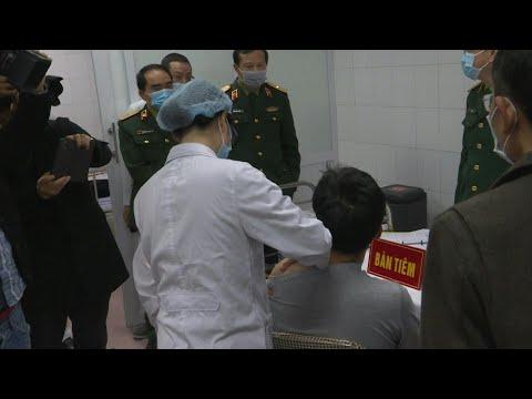 Vietnam starts human trial of home-grown coronavirus vaccine | AFP