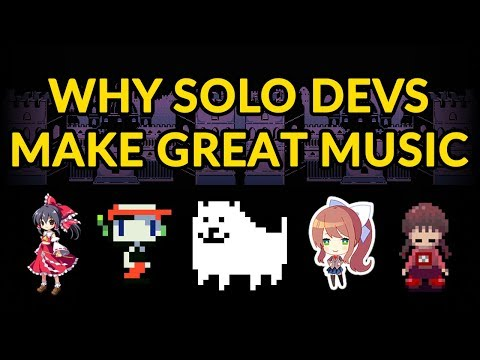 Why Solo Devs Make Great Music (Game Music Discussion)