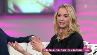 Gesztesi Károly a szakításról: ˝bele kell halni˝ - tv2.hu/fem3cafe