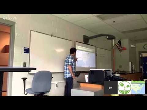 Around the World with Google's MyMaps: A Session on Air with EdTechTeam