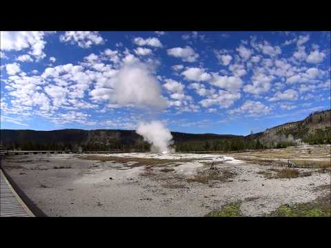 ilyAIMY Tour: Day 30 - Yellowstone National Park