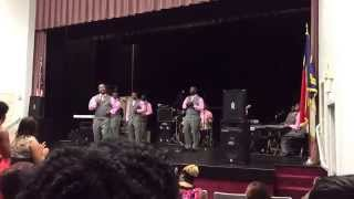 Snippet of Truth of Zebulon, NC @The Mighty Sanfordaires 48th Anniversary