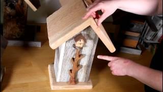 Custom Bird Houses * Mp Originals * Wood Recycling