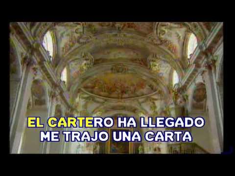 El Cartero - Widinson - Karaoke Cybermusic