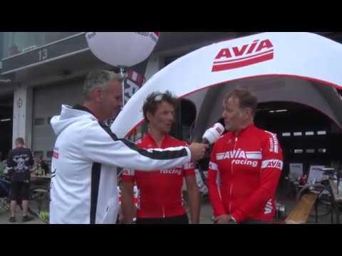 AVIA Vorstand Holger Mark bei Rad am Ring - 24h über die Nürburgring Norschleife