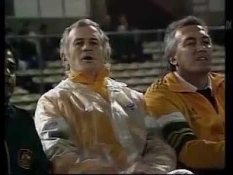 1988 Gold Cup - Australia vs Brazil (0:1)