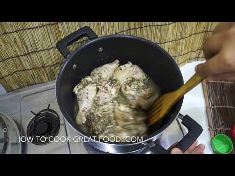 Simple Italian Garlic Tomato Chicken Recipe