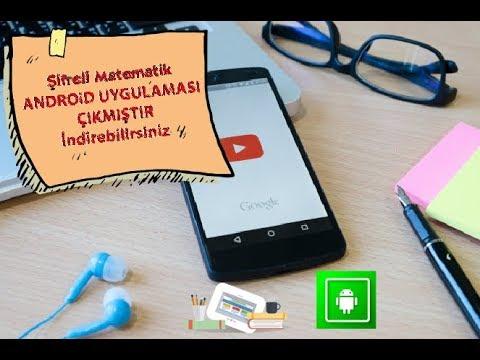 Şifreli Matematik Android Uygulaması Çıkmıştır