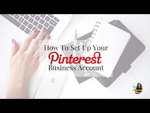 How to Set Up Your Pinterest Business Account by Pinterest Expert Anna Bennett .mp4