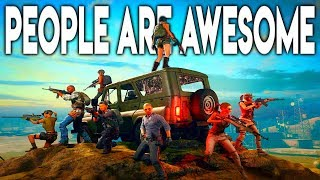 PEOPLE ARE AWESOME PUBG EDITION