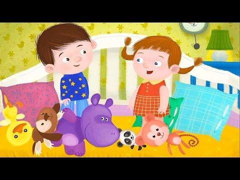 Детская Интерактивная книга Потешки 2 - Игры для малышей. Носики Курносики