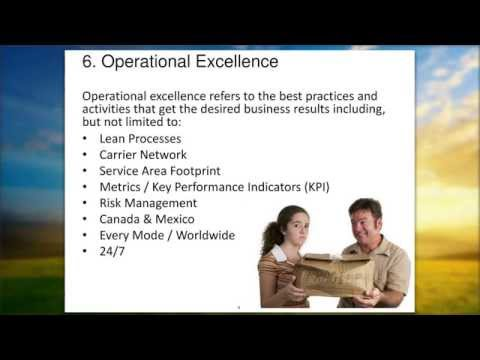 Webinar - How To Select a 3rd Party Logistics Provider 3PL