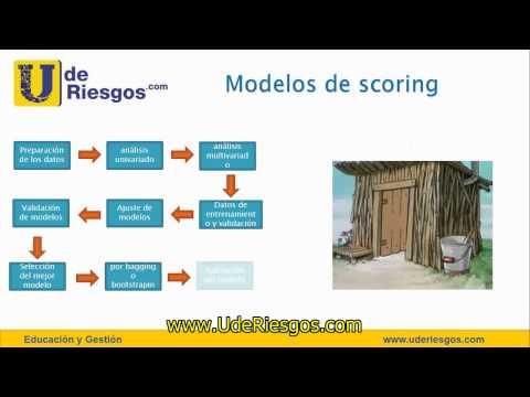 Teoría de las decisión y modelos de scoring