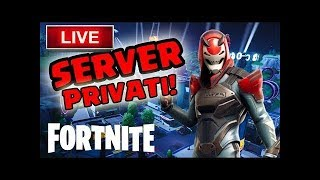 LIVE ITA FORTNITE SERVER PRIVATI TO WINNER OF 4 SERVER (DUO) REGALO 2 SKIN FROM 800. LPS_ST3P-1987