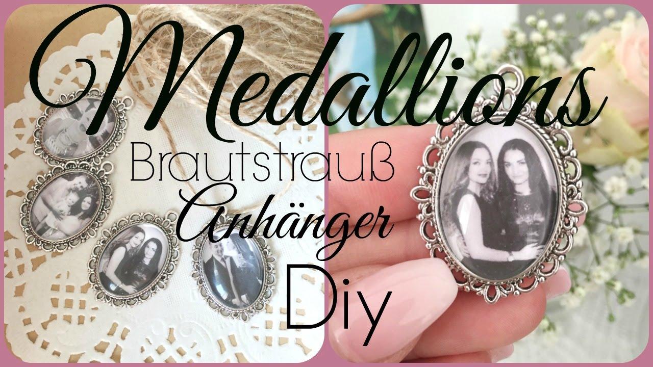 Brautstrauss Anhanger Vintage Diy Hochzeit Vikabella Youtube