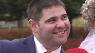 Андрей Татьяна.  Свадьба в Рязани