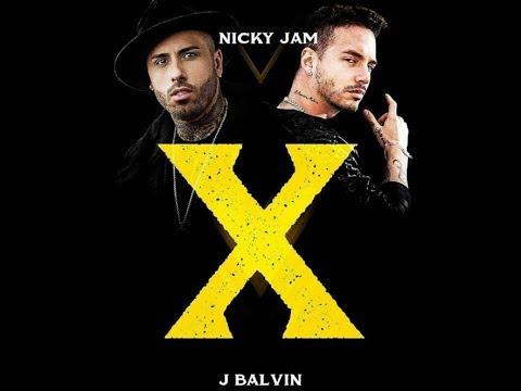 Nicky Jam x J. Balvin - X (EQUIUS) | Audio | Prod. Afro Bros & Jeon