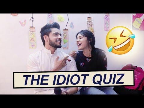 Adnan Khan & Eisha Singh   The Idiot Quiz   Ishq Subhan Allah