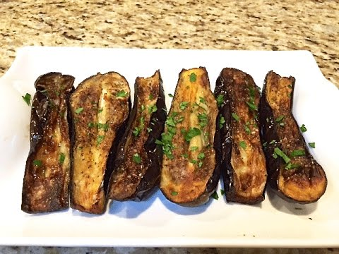 Eggplant in the Philips Air Fryer by Magdi