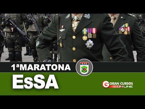 1ª Maratona - EsSA