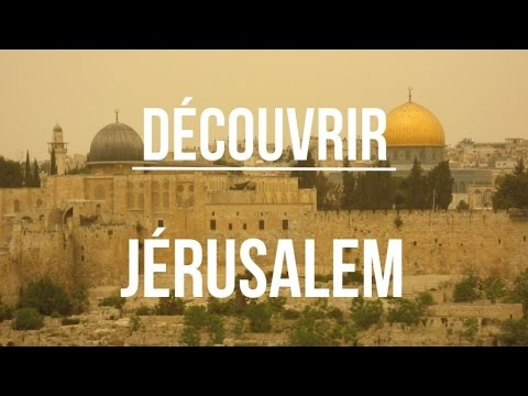 Découvrir Jerusalem - Episode 2 (Big City Life)