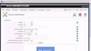 видео jSecure Authentication v 2.1.9