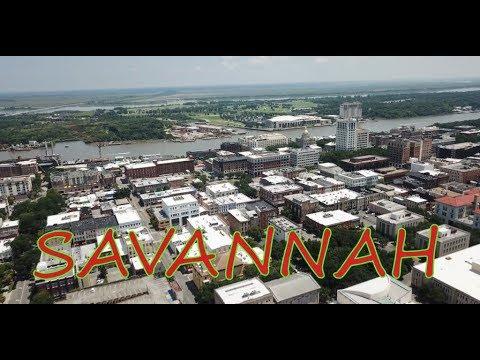 SAVANNAH 2018 (4K)