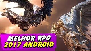 SAIU!!! MELHOR RPG de 2017 para Android - Luthiel