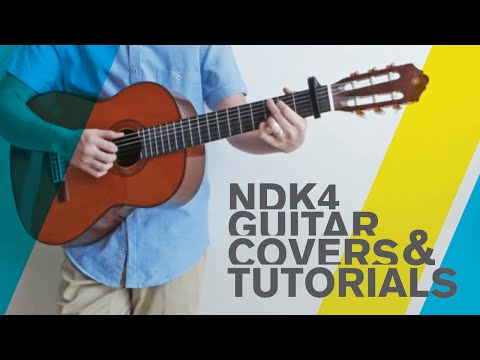 Guitar Cover: Kuingin Kau Tahu - TheOvertunes