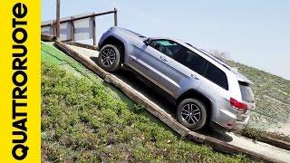Jeep Grand Cherokee 2017: la prova in fuoristrada - Diario di Bordo: Day 3