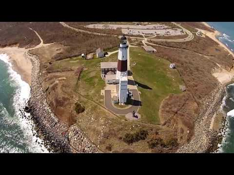 Montauk Point Long Island  NY