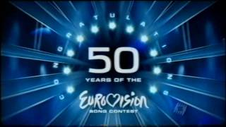 Congratulations - The 50th Anniversary Eurovision Special: Opening Sequence