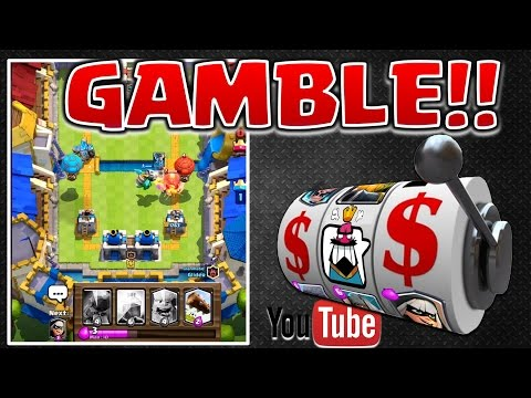 Clash Royale  - Youtube Future on a CLAN BATTLE!!