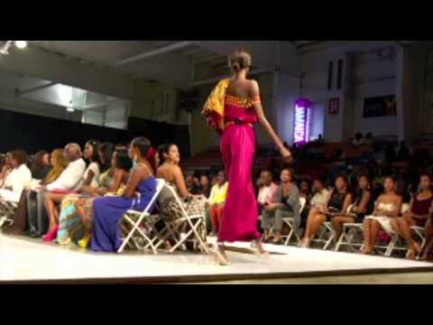 ITES Caribbean Fashion Week 2012