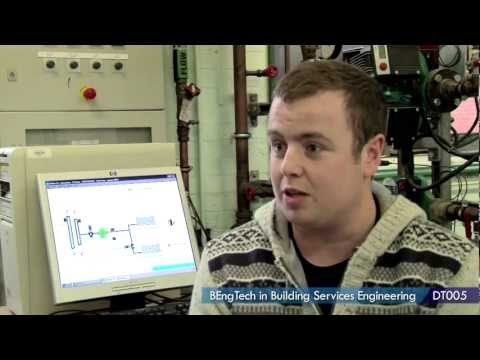 Building Services Engineering - DT005