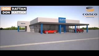Don Hattan New Construction Time Lapse Video - Conco Inc