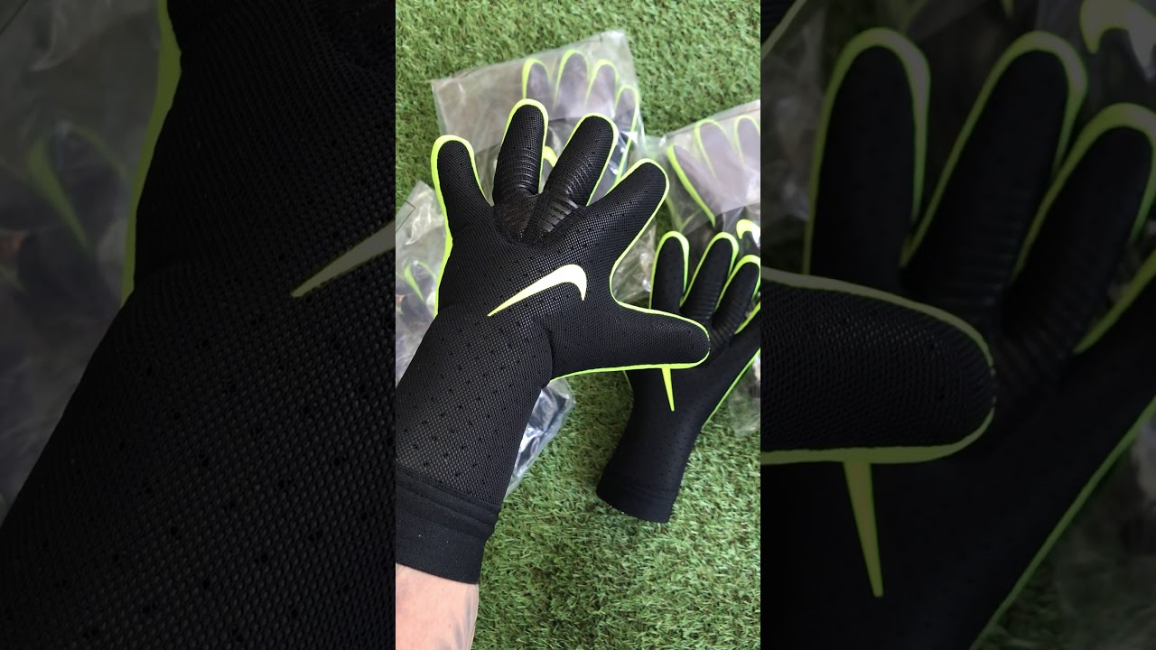 643f1c902 NIKE 20CM MERCURIAL TOUCH ELITE PROMO BLACK VOLT - YouTube