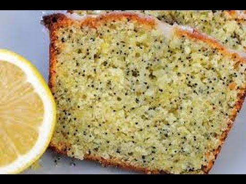 Lemon Poppy Seed Bread | BREAD RECIPES | QUICK RECIPES