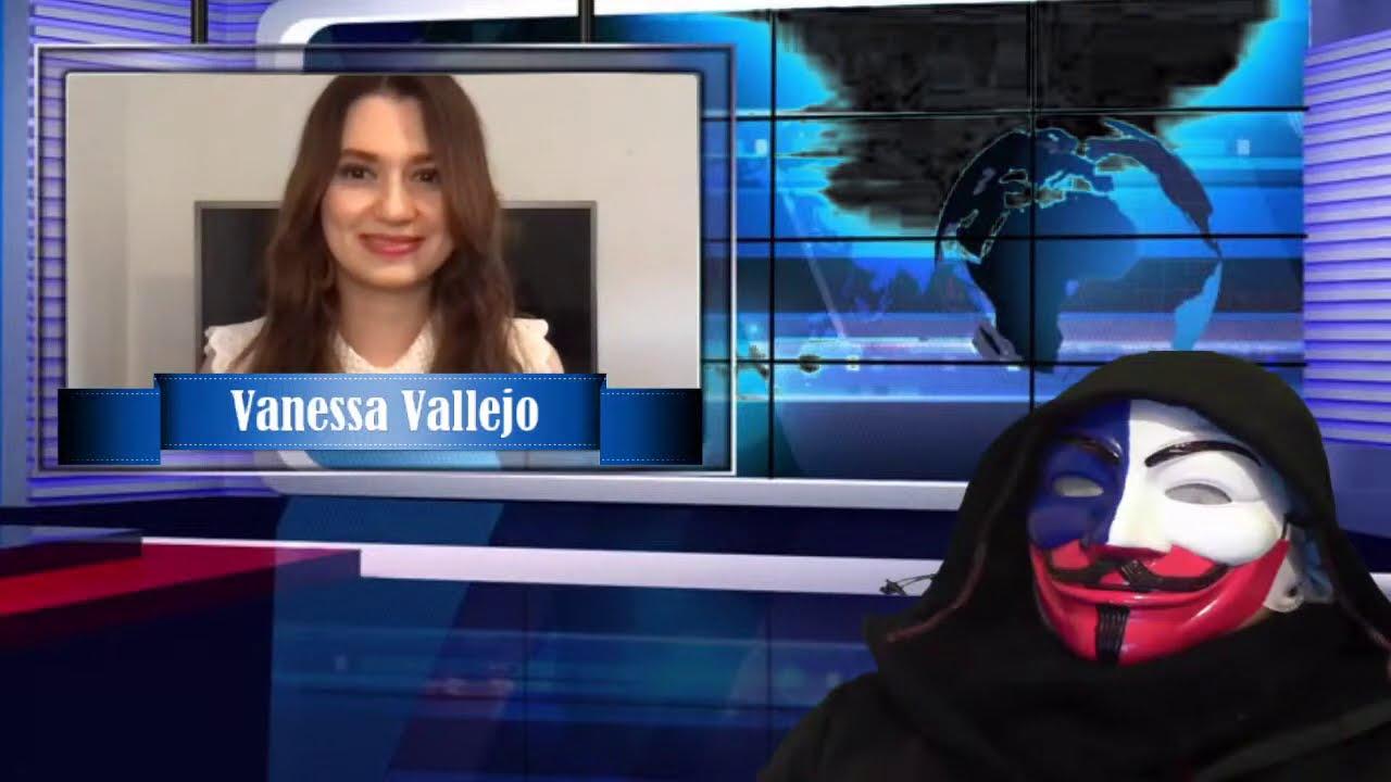 Entrevista a Vanessa Vallejo, del canal PanAm Post