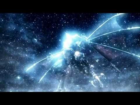 Ff7 Wallpaper Hd Final Fantasy Vii Crisis Core Bahamut Summon In Hd 720p