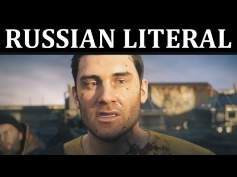 Музыка из dying light трейлера
