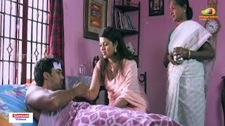 Swathi Varma Taking Care Of A Friend  Nirmala Aunty Movie Scenes