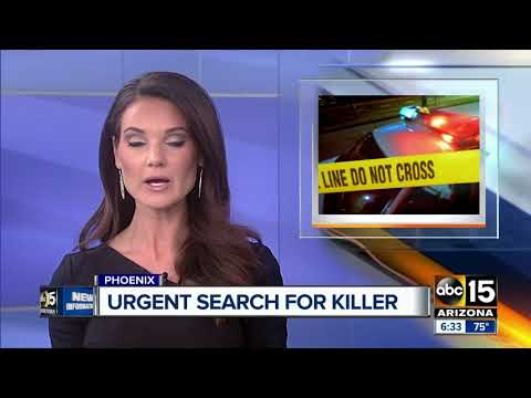 Silent Witness looking for suspect that stabbed and killed Phoenix homeless man